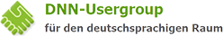 German Speaking DNN Usergroup Logo
